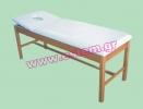 Κρεβάτι αισθητικής ξύλινο No T3J