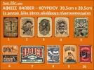 ΑΦΙΣΕΣ BARBER Vintage ΚΟΥΡΕΙΟΥ