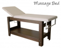 Κρεβάτι Massage Ξύλινο Lux