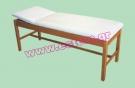 Κρεβάτι αισθητικής ξύλινο Νο T2J