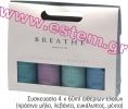 BREATHE AIR Set 4 X 60ml ΑΙΘΕΡΙΑ ΕΛΑΙΑ