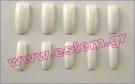 Νύχια Νο 1-10 φακελλάκι 50άδα