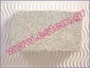 Πέτρα ποδιών λευκή Νο 300)4