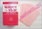 Χαρτάκια ροζ super star κουτί L