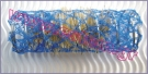Ρόλλευ απλά Νο 4 μπλε 12άδα
