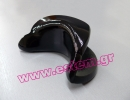 Προστατευτικό λαιμ λουτ Rubbernex black