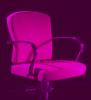Καρέκλα κομμωτηρίου Scarlett