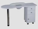 Τραπέζι Μανικιούρ με Απορoφητήρα TUS No60001Β